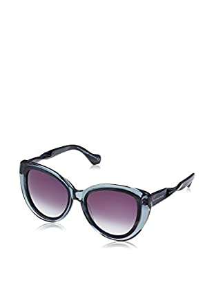 Balenciaga Occhiali da sole BA0026 (54 mm) Blu Scuro
