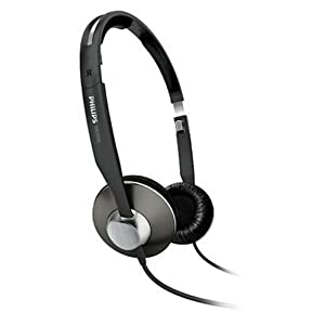 Philips SHL9550 On-Ear Headphone-Black