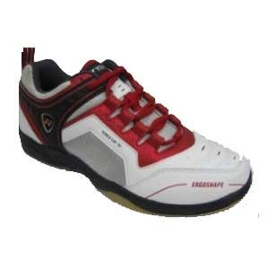 YONEX World Cup 78N Badminton Shoes (White / Red)