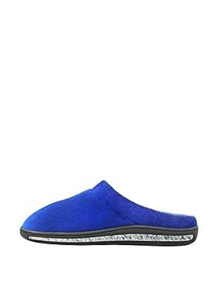 JOCCA Hausschuh Memory 2266S blau