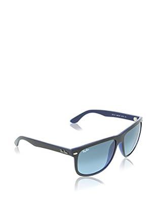 Ray-Ban Sonnenbrille MOD. 4147 60934M schwarz/blau