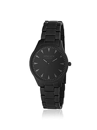 Johan Eric Men's JE9000-13-007B Helsingor Black Stainless Steel Watch