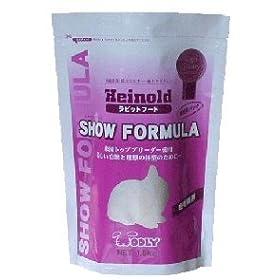 【クリックで詳細表示】SHOW FORMULA (ショーフォーミュラ) 1.5kg: ペット用品