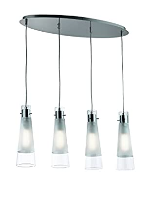 Evergreen Lights Pendelleuchte transparent