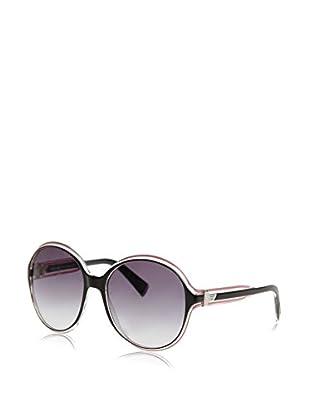 Diesel Sonnenbrille DIE-S DS 0199 2VU 57 LF (57 mm) schwarz/pink
