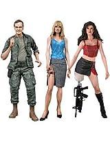 Grindhouse 7 inch Action Figure Set