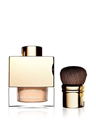 Clarins Maquillaje En Polvo Mineral Skin Illusion N°112 Amber 13 g