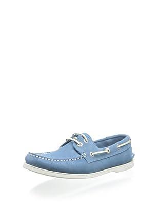 Ted Baker Men's Aback 3 Loafer (Blue)
