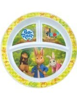 NUK Peter Rabbit Divided Plate