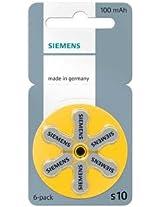 Siemens Hearing Aid Battery 10(36PCS)