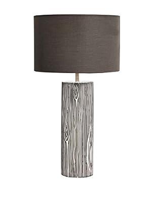 Mercana Esquival Table Lamp, Brown/Grey
