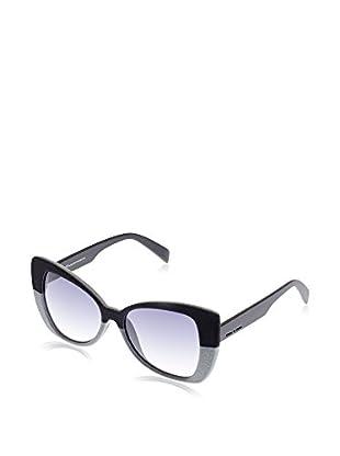 ITALIA INDEPENDENT Sonnenbrille 0904V2-009-55 (55 mm) schwarz/grau