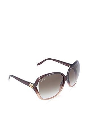 Gucci Sonnenbrille 3500/S 02 WNQ (60 mm) braun DE 60-14-120 (60-14-120)