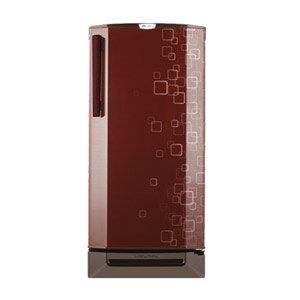 Godrej RD Edge Pro 210 PD 5.1 Direct Cool Refrigerator (210L:5 Star) - Wine Matrix