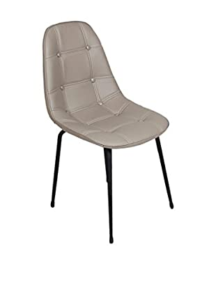 Evergreen House Set Silla 4 Uds. Taupe
