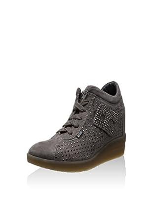 Ruco Line Keil Sneaker 6226 Rock Suede