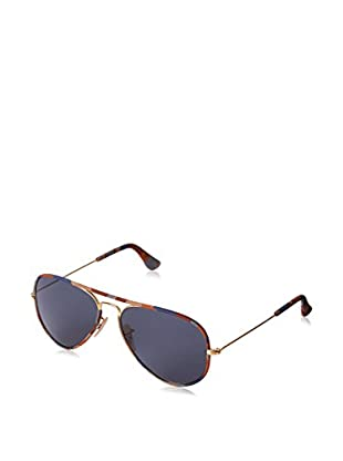 Ray-Ban Sonnenbrille Aviator full color 3025JM 001 /X 4 (55 mm) goldfarben