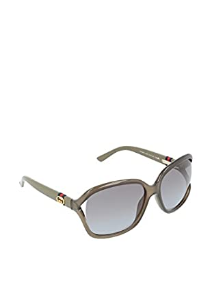 Gucci Sonnenbrille 3646/SYE3NC olive 60 mm