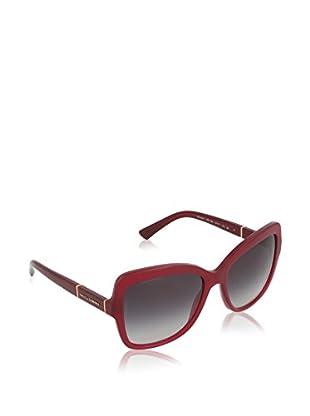 Dolce & Gabbana Gafas de Sol 4244 26818G (57 mm) Rojo