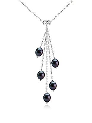 Manufacture Royale des Perles du Pacifique Collar  plata de ley 925 milésimas