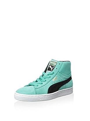 PUMA Women's Suede Classic Mid Basic Fashion Sneaker