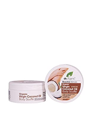 Dr Organic Crema Corpo Virgin Coconut Oil 200 ml