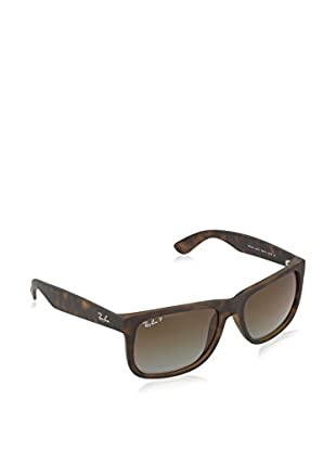 Ray-Ban Gafas de Sol Polarized RB4165865T555 Justin (54 mm) Havana / Marrón