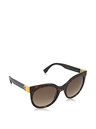 Fendi Gafas de Sol 0129/S J6_TRD (51 mm) Havana
