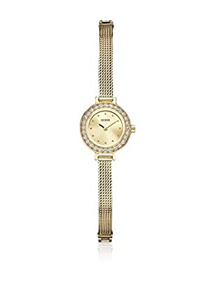 Guess Quarzuhr Woman goldfarben 20 mm