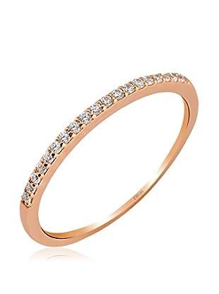 Divas Diamond Anillo Eternity Piedras (Oro)