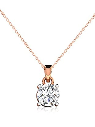 Friendly Diamonds Set catenina e pendente FDP6257R Oro Rosa