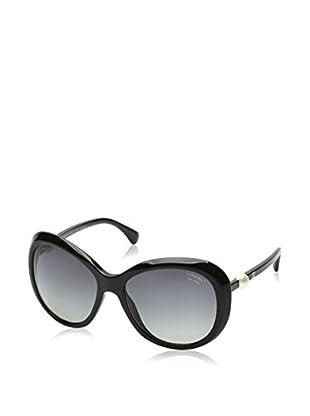 Chanel Sonnenbrille Polarized 5302H501/S8 (57 mm) schwarz
