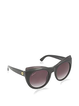 Gucci Sonnenbrille GG-3744/S-X9H (52 mm) schwarz IXmb51bV61