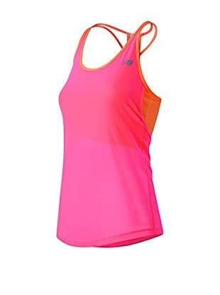 New Balance Top WT61228 Fucsia XL