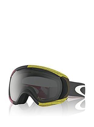 Oakley Máscara de Esquí Canopy Mod. 7047 Clip Gris / Amarillo
