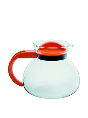 Teekanne aus Borosil Glas.Lt.1,9