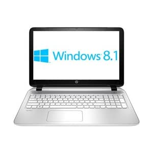 HP Pavilion 15-P045TX 15.6-inch Laptop (Core i7--4510U/8GB/1TB/Win 8.1/2GB DDR3 Graphics), White