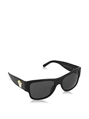 Versace Gafas de Sol Polarized MOD. 4275 (56 mm) Negro