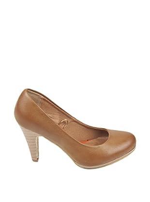 Destroy Zapatos Madera (Cuero)