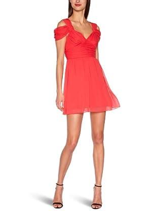 Manoukian Vestido Lebadea (Rojo)