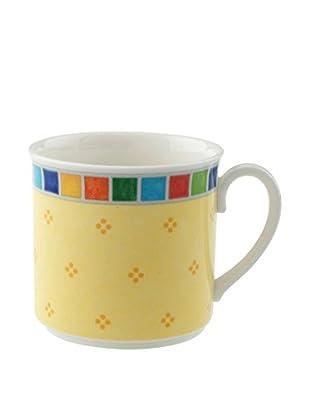 Villeroy & Boch  Kaffeetasse 6 er Set Twist Alea Limone