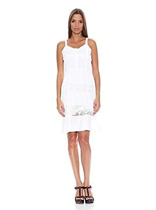 Tantra Vestido Die Straps (Blanco)