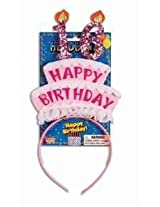 Birthday Cake Headband - 16 Novelty Item