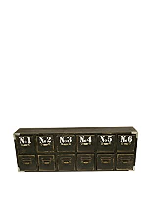 Contrast, Inc. Petite Numbered Wall Chest
