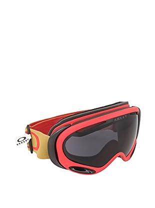 OAKLEY Máscara de Esquí OO7044-12 Rojo