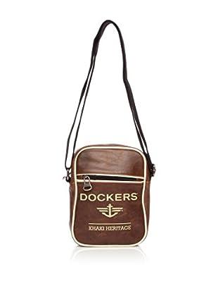Dockers Bolso Cruzado Oakland (Marrón)