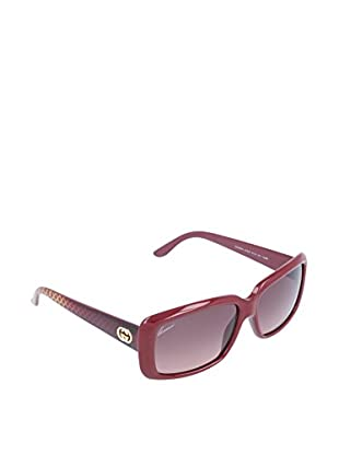 Gucci Sonnenbrille 3575/SDZWA6 bordeaux 57 mm