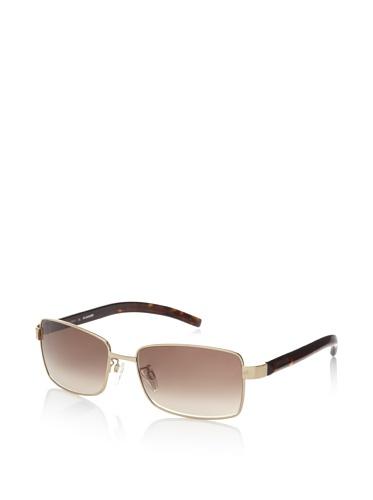 Jil Sander Women's Wire-Rimmed Sunglasses, Gold