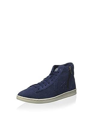 Converse Sneaker Alta Pro Lea Lp Mid Suede Zip Perf