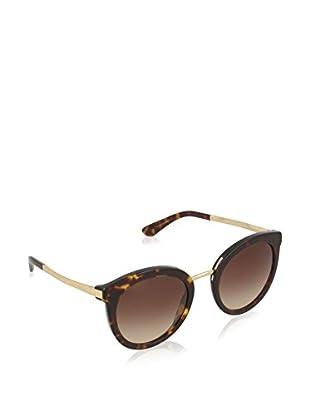 Dolce & Gabbana Sonnenbrille 4268_502/13 (54.9 mm) braun